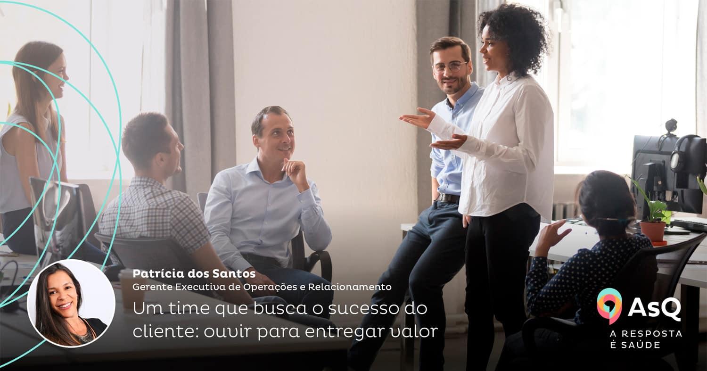 Patricia dos Santos blog